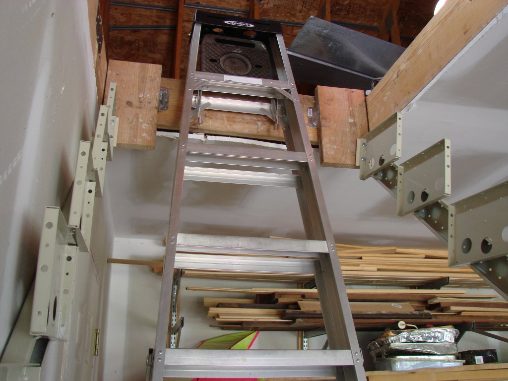 Retractable Loft Stairs Folding Attic Stairs Cork Furniture In Proportions  1024 X 768