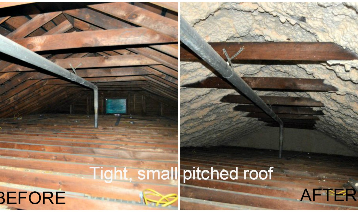 Attic Insulation Rafters Or Joists Attic Ideas