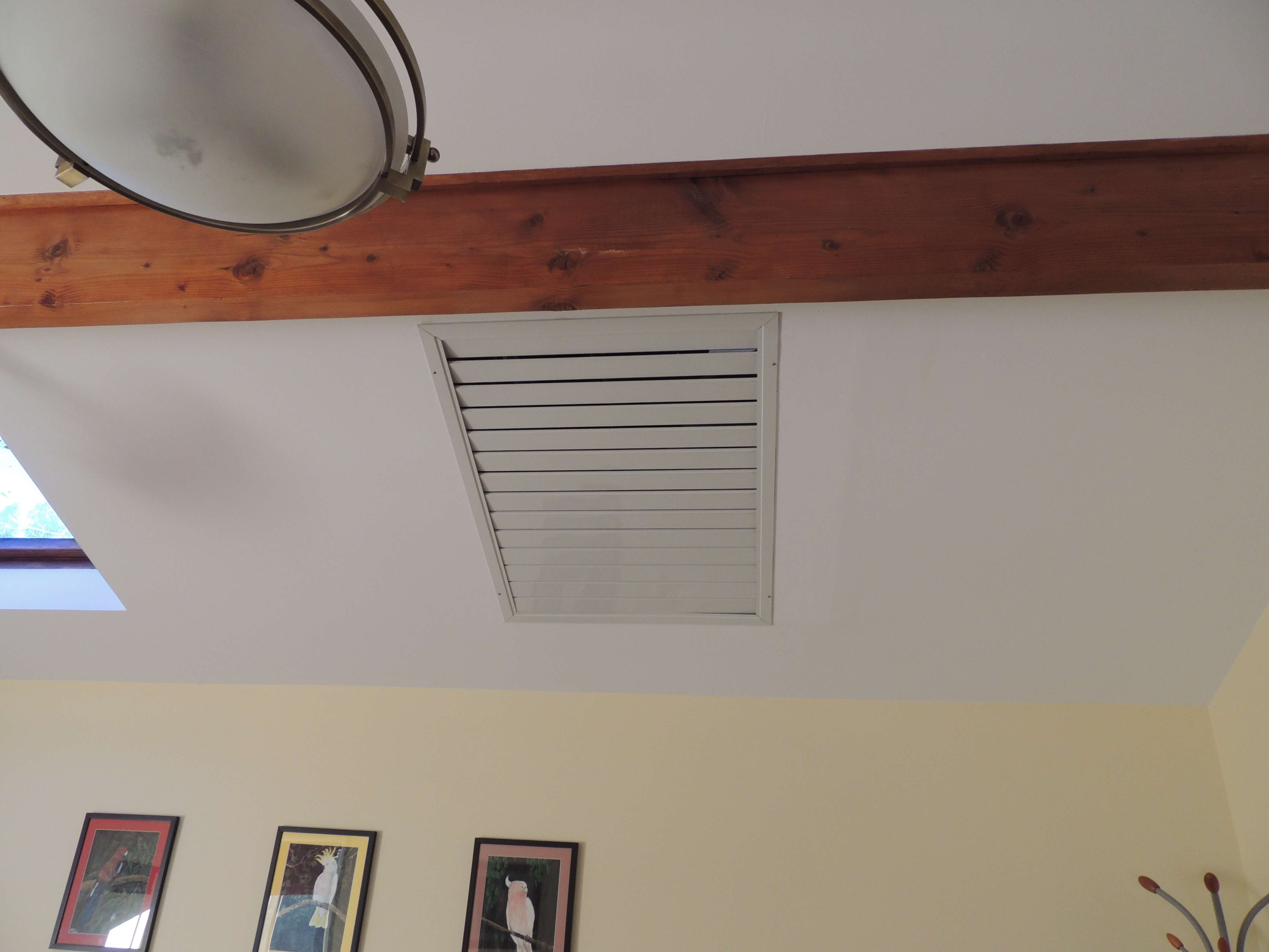See Images Of Domestic And Commercial Whole House Fan Installations inside proportions 4608 X 3456
