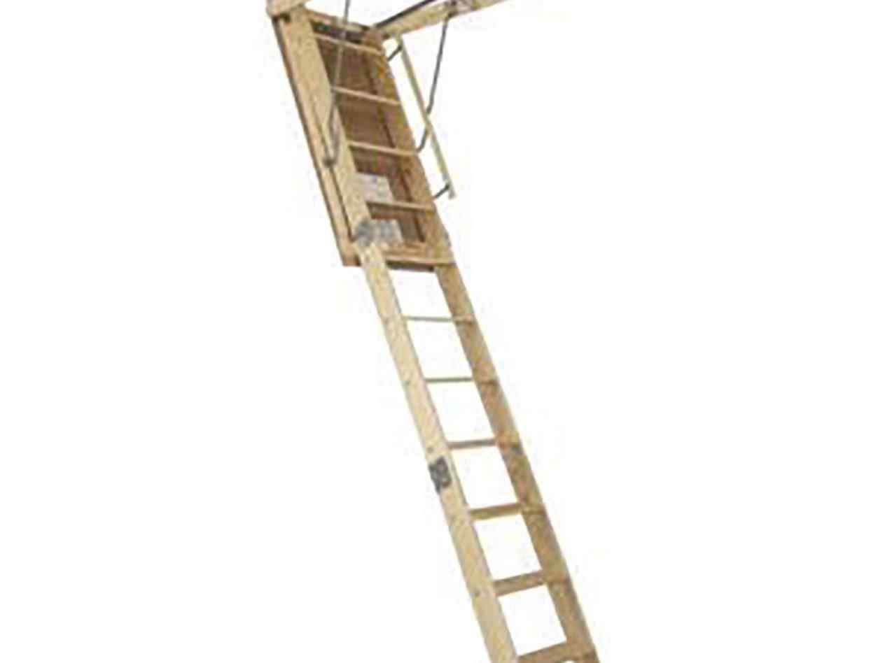 Marwin Attic Stairs Reviews Image Balcony And Attic