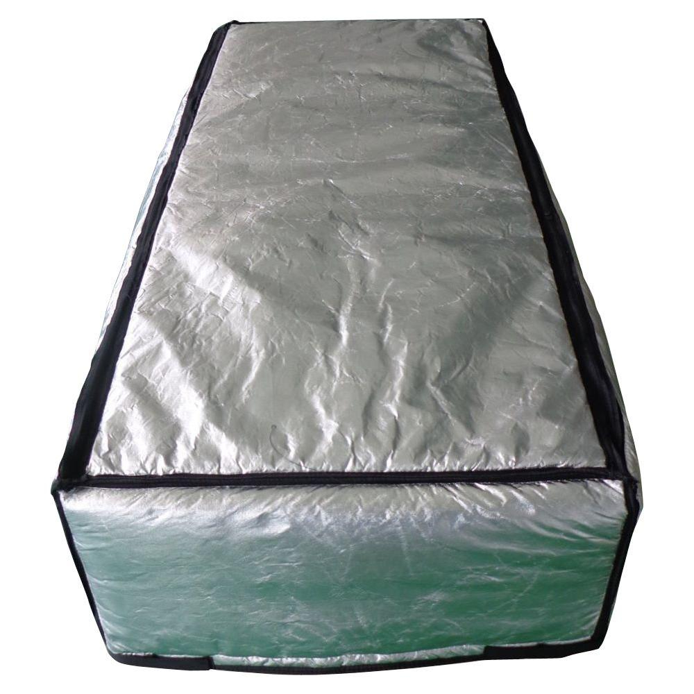 Thermoclimb 25 In X 59 Ft Attic Stair Cover In Double Reflective regarding size 1000 X 1000