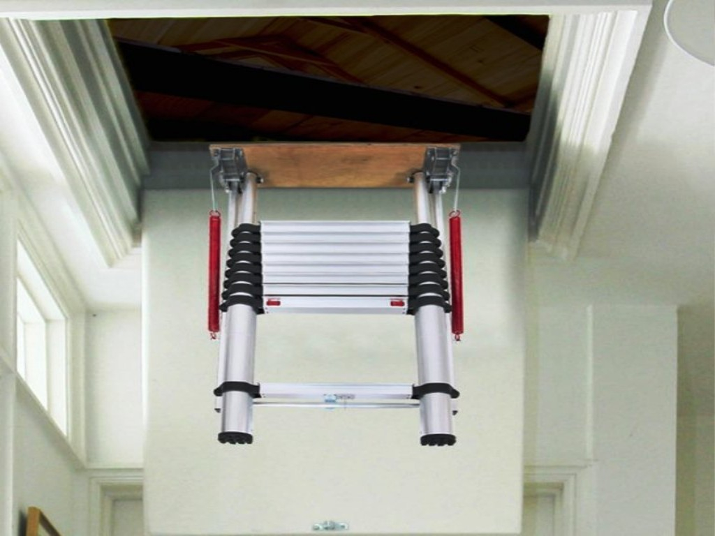 Top Pull Down Attic Ladder Quickinfoway Interior Ideas Why You Inside  Proportions 1024 X 768