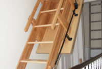Ultimate Folding Attic Stairs Latest Door Stair Design with regard to size 2304 X 3072
