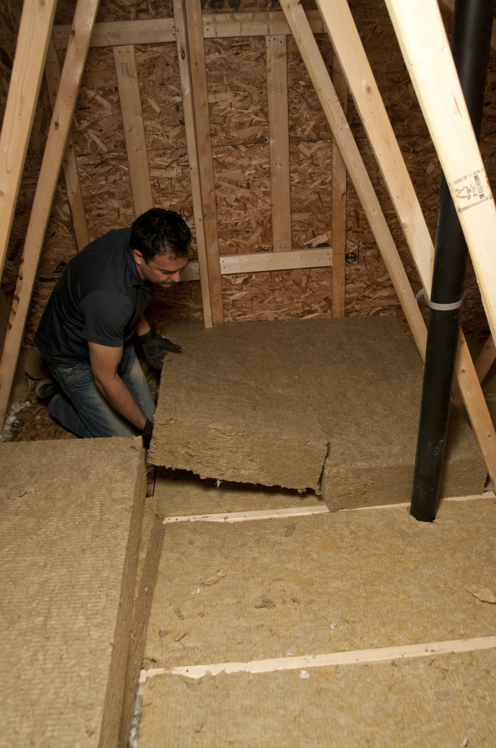 Upgrade Attic Insulation To Save On Energy Expenses On The House for measurements 1594 X 2400