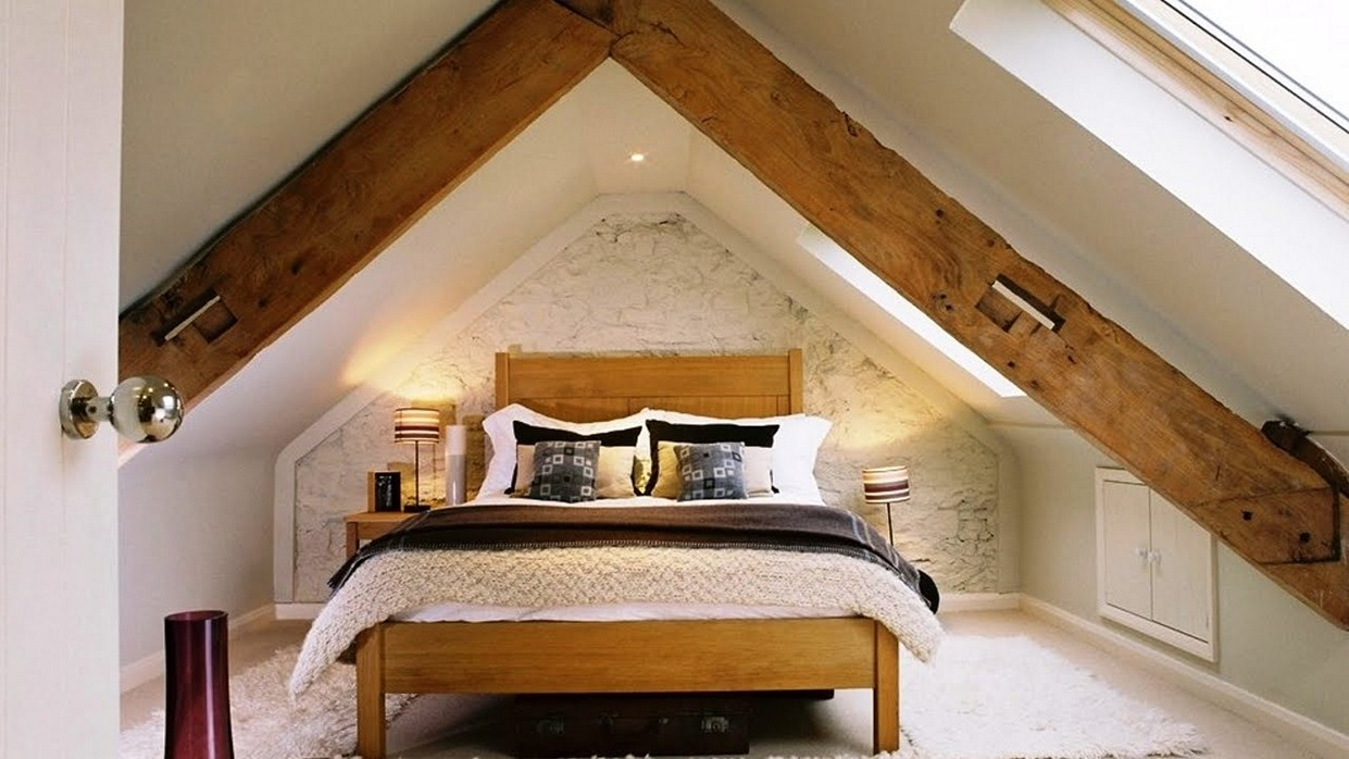 Ceiling Attic Bedroom Ideas for dimensions 1241 X 698