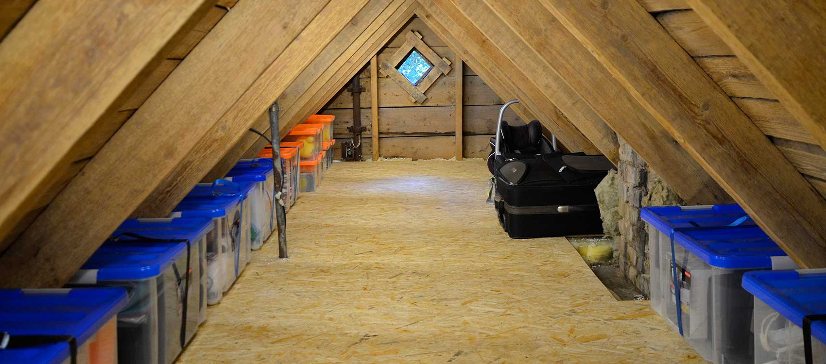 Attic Truss Storage Ideas Attic Ideas