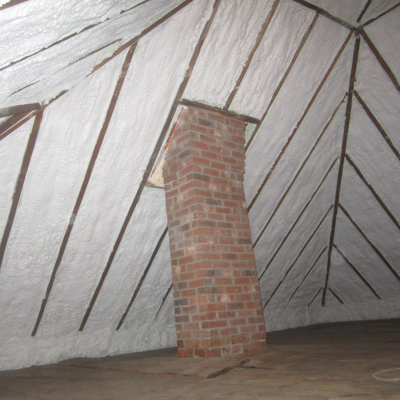 Benefits Of Spray Foam Attic Insulation • Attic Ideas