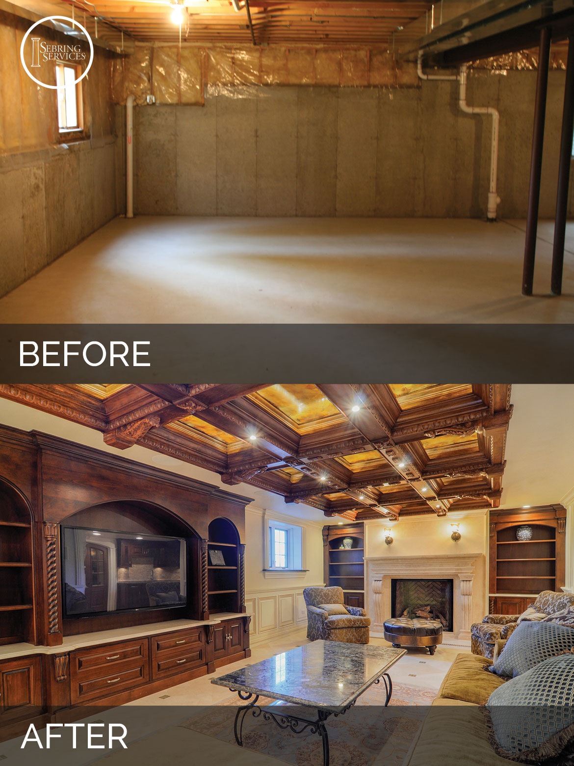 Small Attic Remodel Before And After Attic Ideas