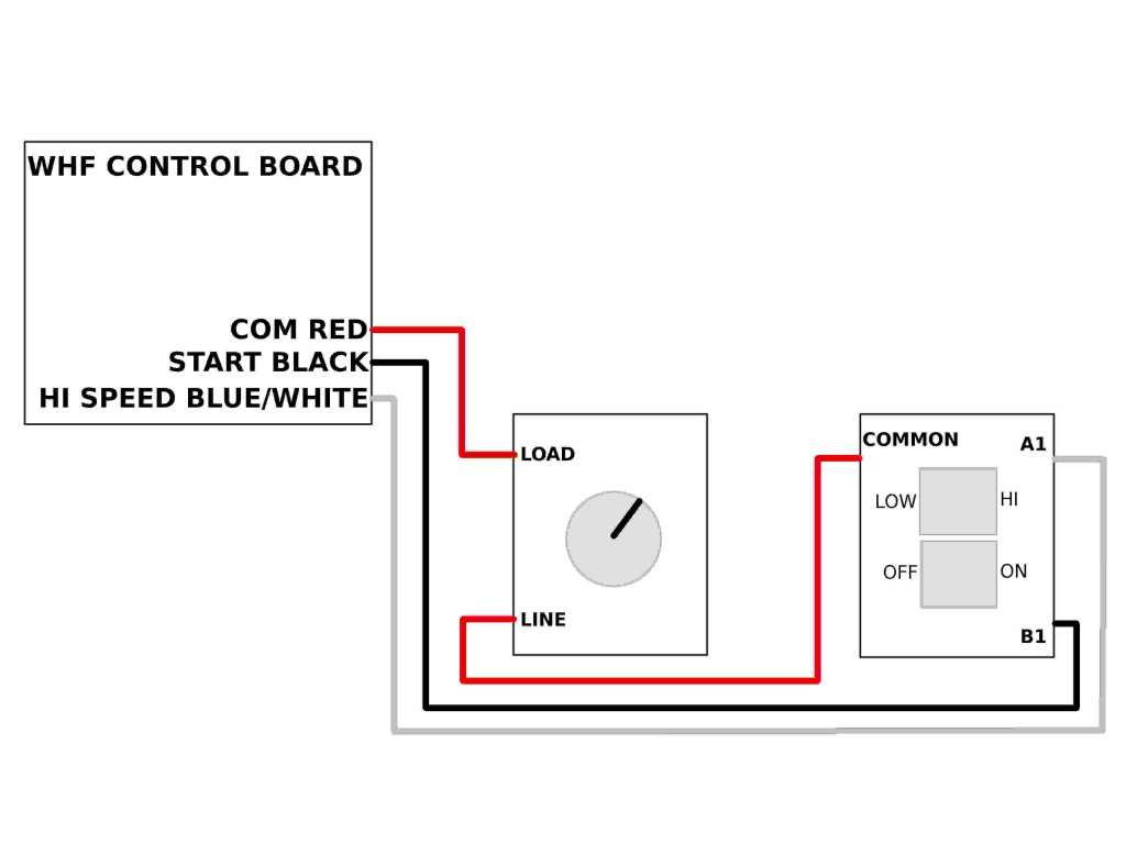 Whole House Fan Wiring Diagram With Timer Option1 1 1024768 Pertaining To  Dimensions 1024 X 768
