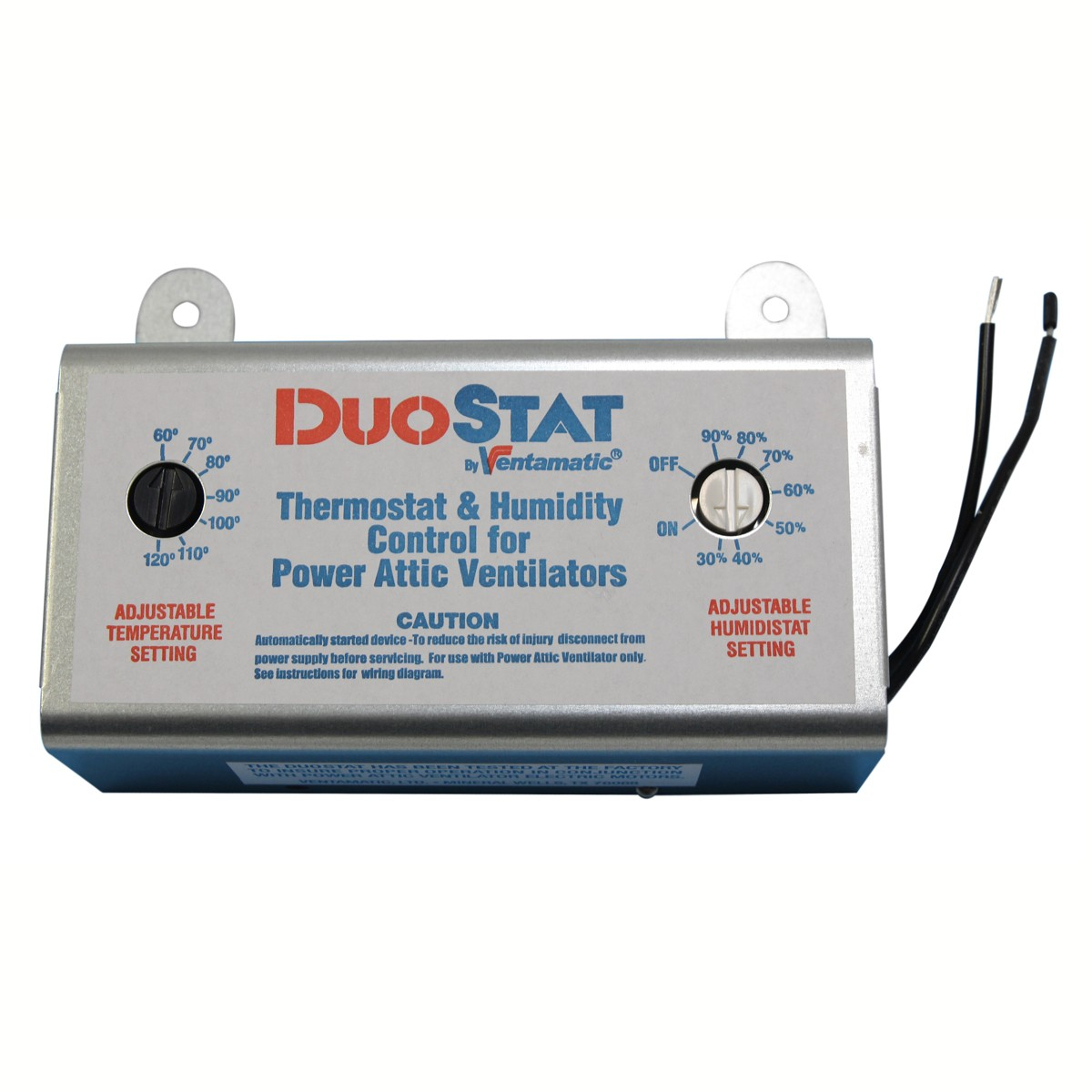 Xxduostat Dual Thermostathumidistat Control For Power Attic throughout dimensions 1200 X 1200